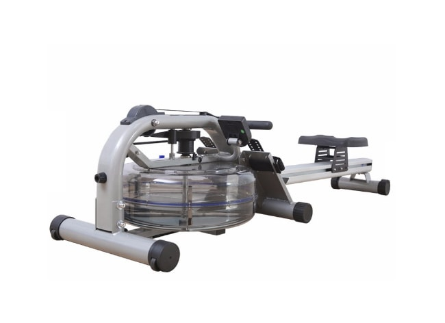 Rowing Machine Aluminum Solid Wood